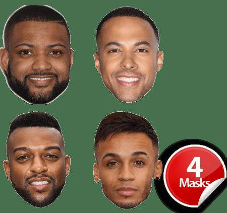 JLS Mask Pack