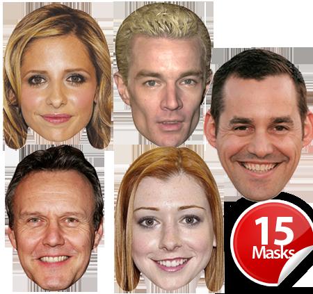 Buffy Mask Pack