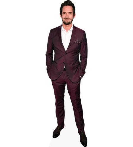 Will Kemp (Purple Suit)