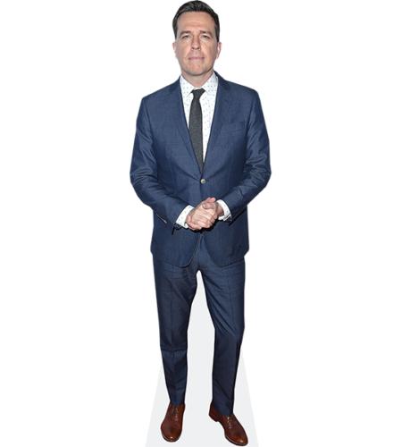 Ed Helms (Blue Suit)