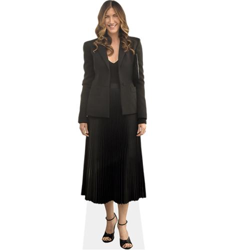 Jackie Sandler (Black Dress)