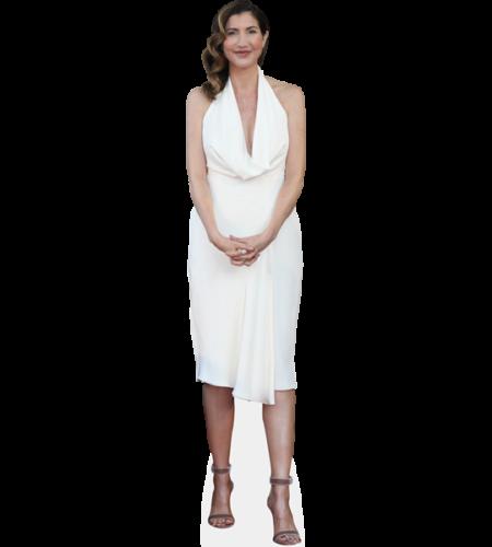 Jackie Sandler (White Dress)
