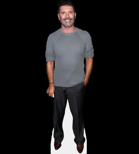 Simon Cowell (Grey Top)