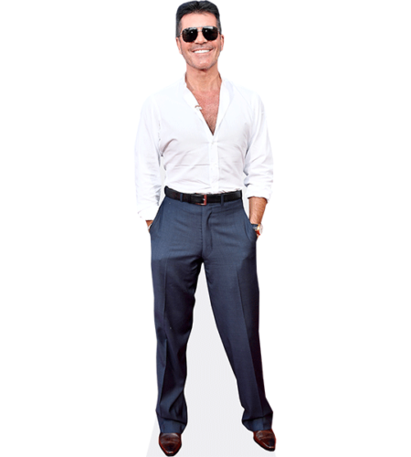 Simon Cowell (White Shirt)