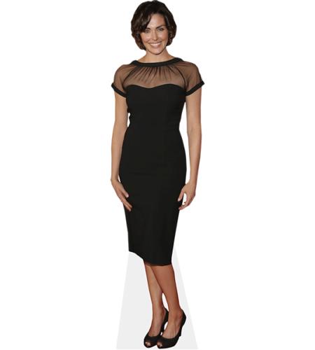 Taylor Cole (Black Dress)