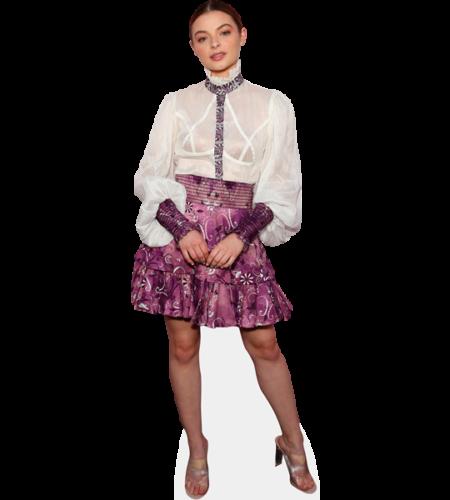 Tiarnie Coupland (Purple Skirt)