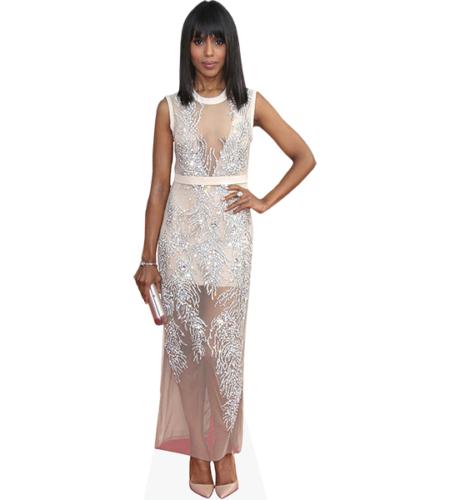 Kerry Washington (Sheer Dress)