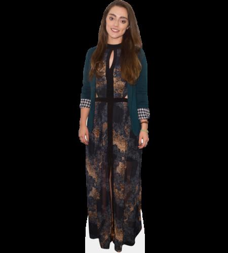 Sophie Harkness (Floral Dress)