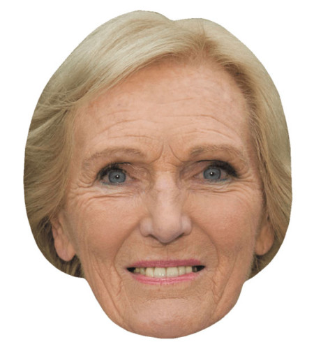 Mary Berry (Smile)