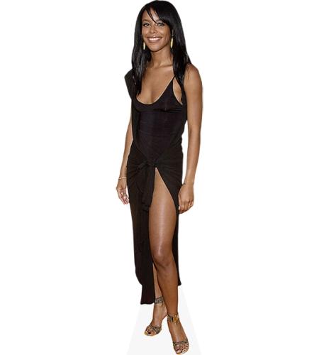 Aaliyah (Black Dress)