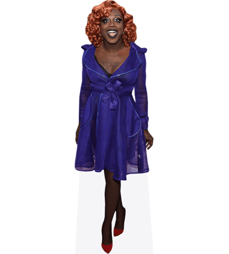 Bob the Drag Queen (Purple Dress)