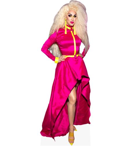 Brooke Lynn Hytes (Pink Dress)