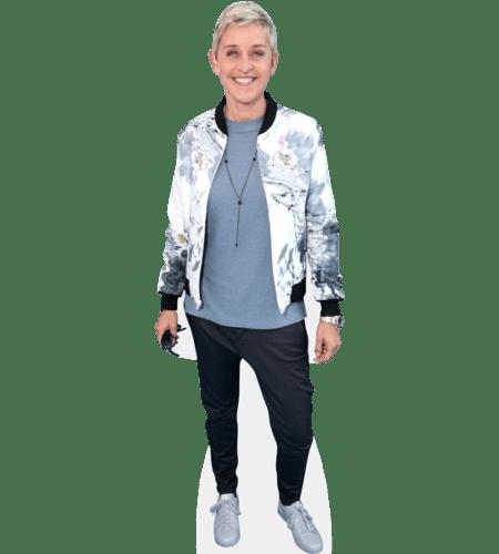 Celebrity Cutouts Ellen Pompeo Pappaufsteller lebensgross Jumpsuit