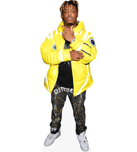 Juice Wrld (Yellow Jacket)