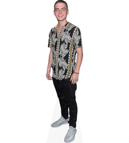 Zach Clayton (Patterned Shirt)
