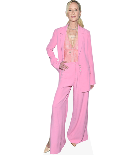 Anne Heche (Suit)