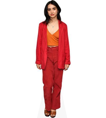 Libe Barer (Red Jacket)