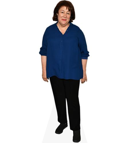 Margo Martindale (Blue Top)