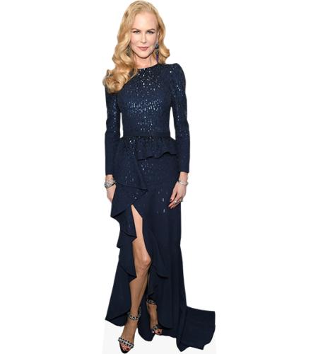 Nicole Kidman (Blue Dress)