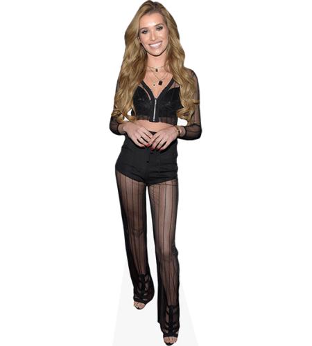 Sylvia Gani (Black Outfit)