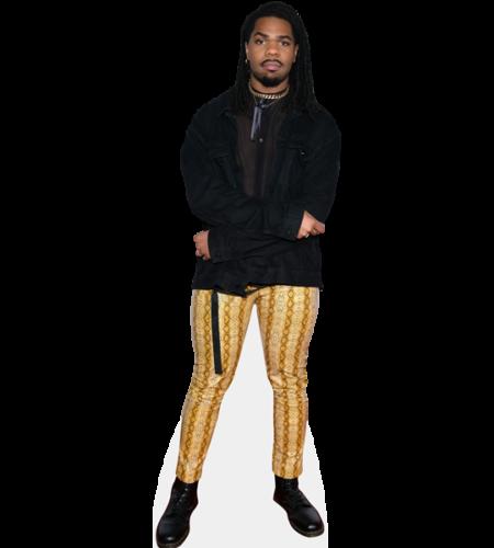 Uzoechi Osisioma (Gold Trousers)