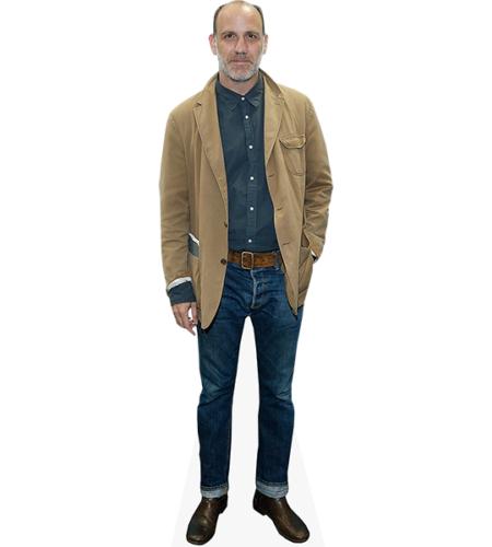 Details about  /Gian Piero Ventura Coat Life Size Cutout