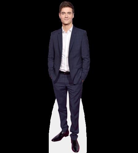 Anthony De La Torre (Blue Suit)