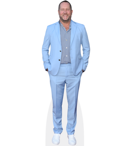 Beau Flynn (Blue Suit)