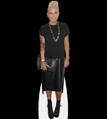 Courtney Rumbold (Black Dress)