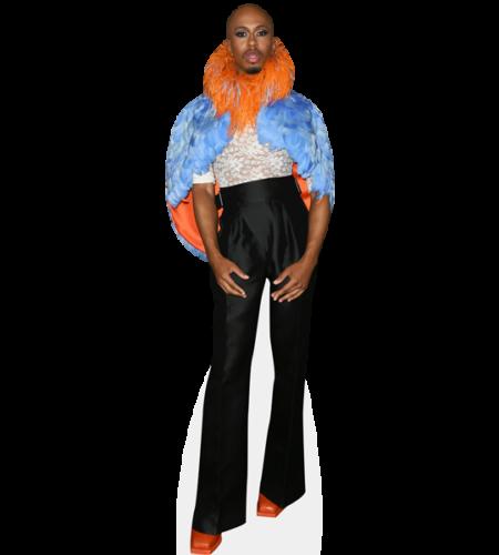 Kalen Allen (Black Trousers)