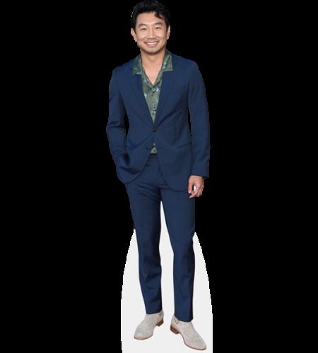 Simu Liu (Blue Jacket)