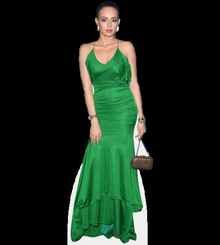 Xenia Tchoumitcheva (Green)