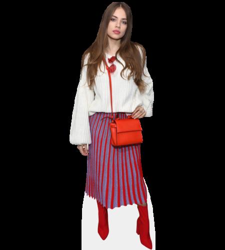 Xenia Tchoumitcheva (Skirt)