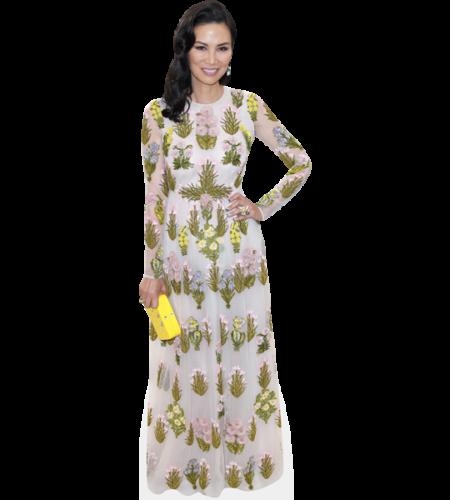 Wendi Murdoch (Long Dress)
