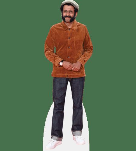 Adeel Akhtar (Brown Jacket)