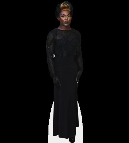 Christopher Alexander Adamson (Black Dress)