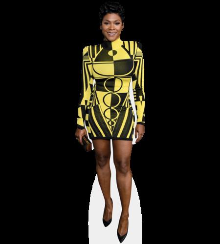 Crystal Lee Brown (Yellow Dress)