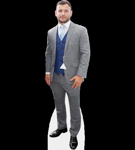 Danny Care (Suit)