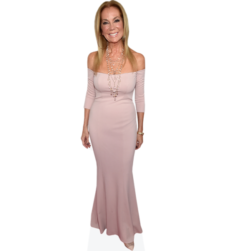Kathie Lee Gifford (Pink Dress)