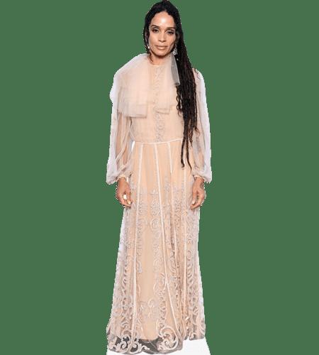 Lisa Bonet (Pink Dress)