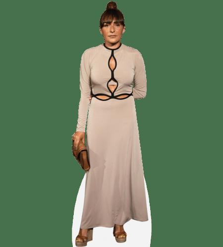 Maria Sanchez (Long Dress)