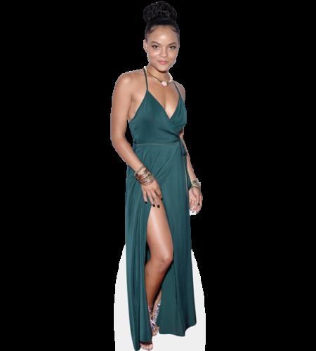 Megan Gage (Green Dress)
