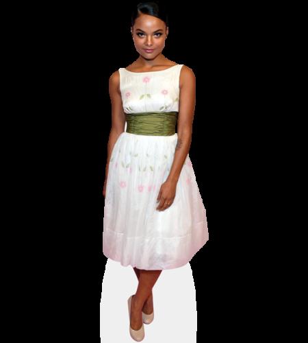 Megan Gage (White Dress)