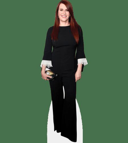 Megan Mullally (Black Outfit)
