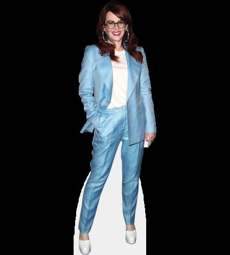 Megan Mullally (Blue Suit)