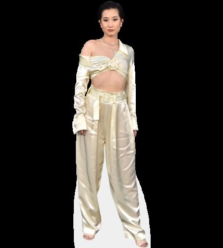 Meng'er Zhang (Trousers)