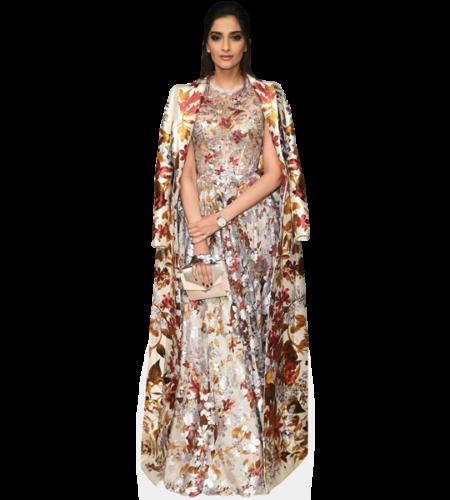 Sonam Kapoor (Floral)