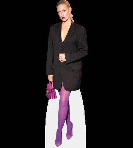 Teresa Riott (Purple Tights)