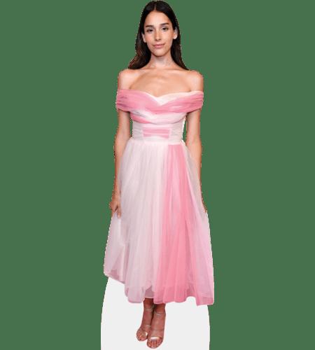 Zion Moreno (Pink Dress)